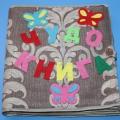 Дидактическое пособие для детей младшего дошкольного возраста «Чудо-книга»