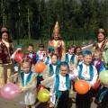 Фотоотчет о проведенном в детском саду празднике «Сабантуй»