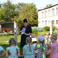 Фотоотчет «Неделя ПДД в нашем детском саду»