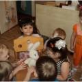 Конспект непосредственной образовательной деятельности с детьми второй младшей группы «Дождик кап— кап— кап».