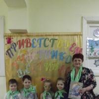 Фотоотчет о фестивале детского изобразительного творчества для дошкольников