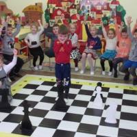 Фотоотчет об играх-соревнованиях по шахматам