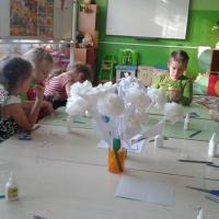Благотворительная акция в помощь детям, больным тяжелой формой онкологии «Белый цветок»