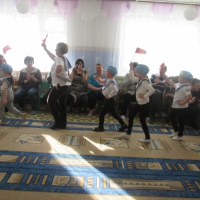 Фотоотчёт о праздничном мероприятии «23 февраля»