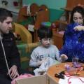Мастер-класс для родителей и детей «Новогодний венок»