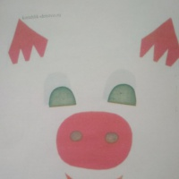 Детский мастер-класс по изготовлению поделок из бросового материала «Поросёнок» во второй младшей группе