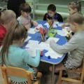 Фотоотчет. Книжка— раскраска «Развеселые полянки» своими руками.