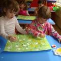 Конспект НОД по рисованию пробками с детьми младшего дошкольного возраста