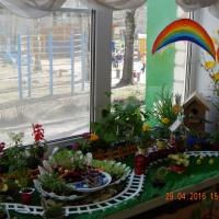 Фотоотчёт «Чудо-огород на окне»