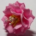 Мастер-класс по изготовлению цветка из фоамирана