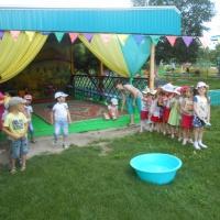 Развлечение для детей старшей группы «День воды»