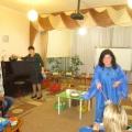 Мастер-класс для родителей ясельной группы «Путешествие в мир сенсорики»