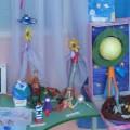 Фото-отчет по проведению Фестиваля совместного детско-родительского творчества «Таинственный космос»