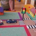 Игра по ПДД «Пройди от детского сада до дома»
