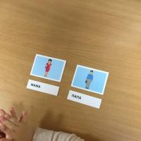 Использование метода глобального чтения для развития речи детей с синдромом Дауна
