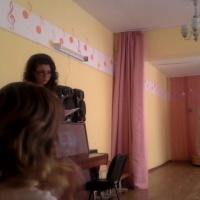 Фотоотчёт «В гостях на мастер-классе у Оксаночки Теликовой»