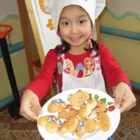 Фотоотчет «Вкусное угощение для мальчиков, пап и дедушек»