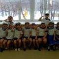 Фотоотчет спортивного праздника в ДОУ, посвященного Дню Защитника Отечества, для детей подготовительной группы