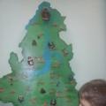 Учебно-наглядное пособие для детей старшего дошкольного возраста «Карта Ямала»