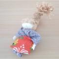 Мастер-класс для воспитателей и родителей «Народная тряпичная кукла «Кукла счастья»