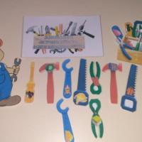 Дидактическая игра «Инструменты для мастера»