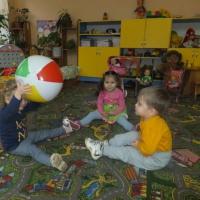 Фотоотчет «Мой веселый, звонкий мяч»