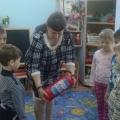 Конспект ООД в подготовительной группе компенсирующей направленности для детей ОНР по ОБЖ «Пока мама на работе!».