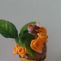 Мастер-класс «Украшение пасхального яйца»