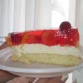 Торт в честь праздника 8 Марта! Рецепт торта