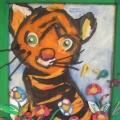 «Спасаем амурского тигра». Открытое занятие для родителей