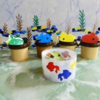 Дидактическая развивающая игра «Какие разные рыбки» для детей от 3 до 7 лет