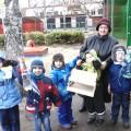 Прогулка для детей старшей группы «Наблюдение за птицами. Синичкин день»