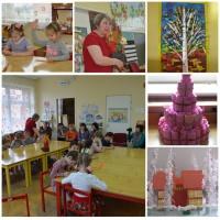 Конспект НОД по познавательному развитию «Наш любимый детский сад» в старшей группе