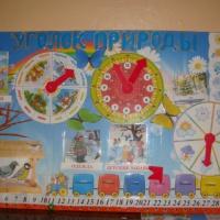 Календарь природы в нашей группе