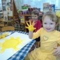 Развитие творческих способностей детей в изобразительной деятельности. Нетрадиционное рисование.