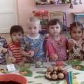 «Мы сажали огород». Посадка лука и семян овощей с детьми младшей группы