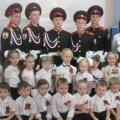Фотоотчет мероприятия посвященного 72-летию победе в Великой отечественной войне «Смотр песни и строя»