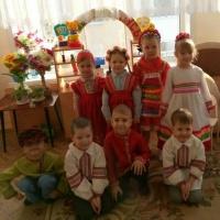 Сценарий развлечения для детей средней группы «Широкая Масленица»