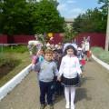 Фотоотчет экскурсии к мемориальному комплексу: Вечный огонь и Аллее Славы.