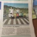 Фотоотчет о профилактическом мероприятии «Светлячки на дороге»