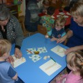 Совместное творчество с детьми и родителями. Поделки из соленого теста «Подкова на счастье»
