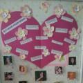 Коллективная работа в средней группе «Вот какие наши мамы!»