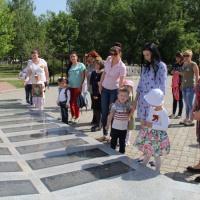 Маршрут выходного дня «Экскурсия с детьми и родителями в парк Победы на мемориал погибшим ВОВ»
