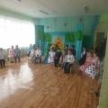 Фотоотчёт по проведению русского народного праздника «Пасха»