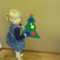 Дидактическое пособие «Веселый коврограф» для развития детей раннего возраста