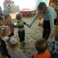 Конспект комплексного занятия для детей первой младшей группы «Волшебное путешествие»