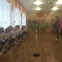 Физкультурное развлечение по ПДД «Спортивный светофор» для второй младшей группы