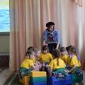 Конспект открытого занятия по педагогике оздоровления «По морям— по волнам!» с танцевальной группой «Звездочки»