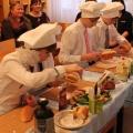 Открытое внеклассное занятие для воспитанников школы-интерната «Приготовление бутербродов»
