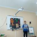 Фотоотчет о мастер-классе для педагогов по использованию развивающей игры В. Воскобовича «Фиолетовый лес»
